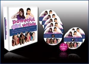 Powerful Girl Within (Binder + CD)